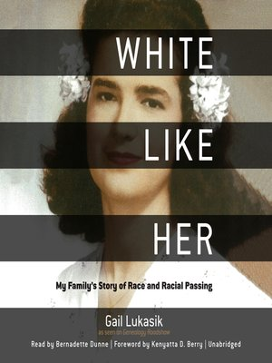 cover image of White like Her