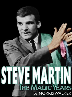 cover image of Steve Martin