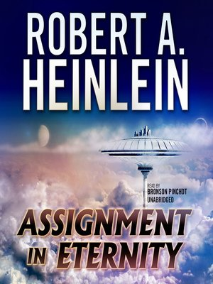 cover image of Assignment in Eternity