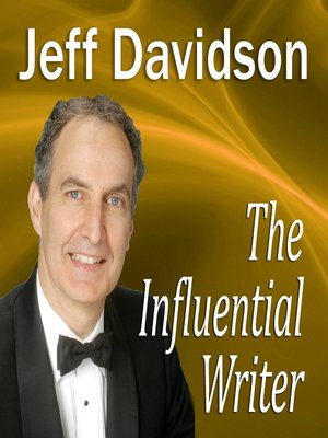 cover image of The Influential Writer