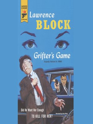 cover image of Grifter's Game