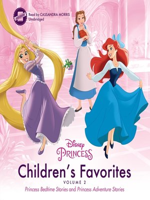 cover image of Children's Favorites, Volume 2