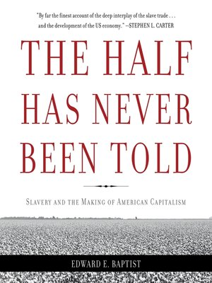 cover image of The Half Has Never Been Told