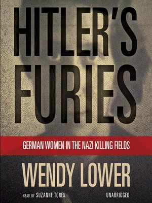 cover image of Hitler's Furies