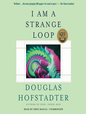 cover image of I Am a Strange Loop