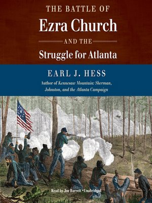 cover image of The Battle of Ezra Church and the Struggle for Atlanta