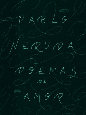 cover image of Poemas de Amor