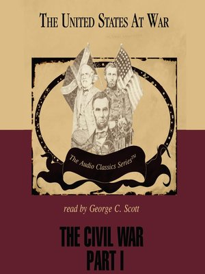 cover image of The Civil War, Part I