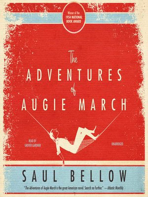 cover image of The Adventures of Augie March