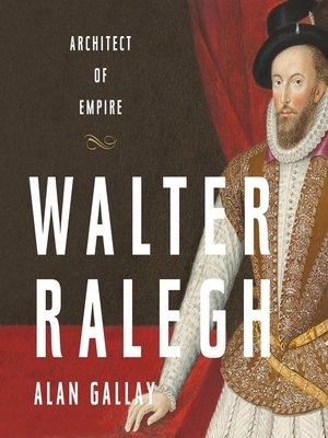 cover image of Walter Ralegh