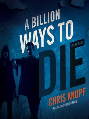 cover image of A Billion Ways to Die