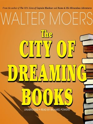 cover image of The City of Dreaming Books