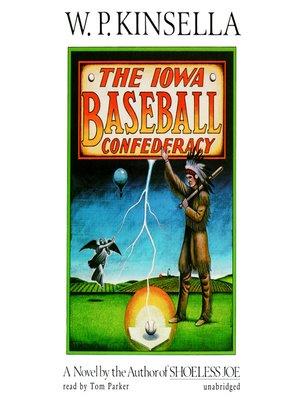 cover image of The Iowa Baseball Confederacy