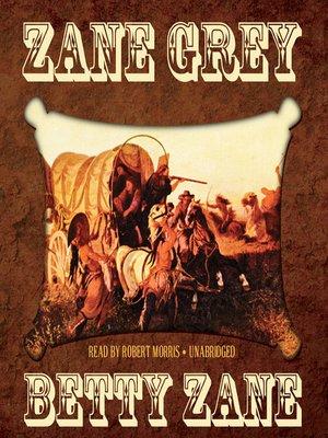 cover image of Betty Zane
