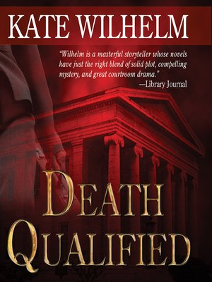 cover image of Death Qualified