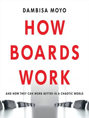 cover image of How Boards Work