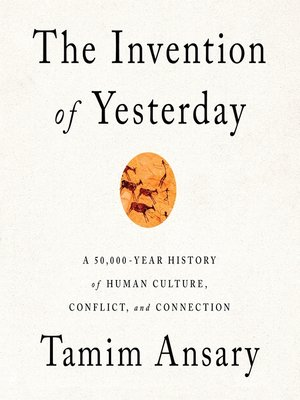 cover image of The Invention of Yesterday