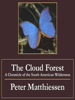 cover image of The Cloud Forest