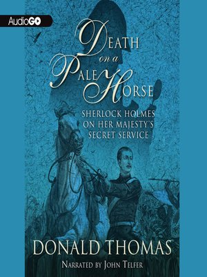 cover image of Death on a Pale Horse