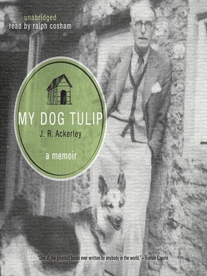 cover image of My Dog Tulip