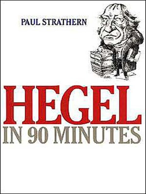 cover image of Hegel in 90 Minutes