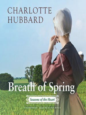cover image of Breath of Spring