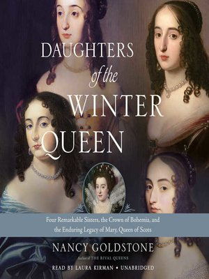 cover image of Daughters of the Winter Queen