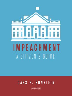 cover image of Impeachment