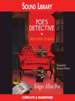 cover image of Poe's Detective