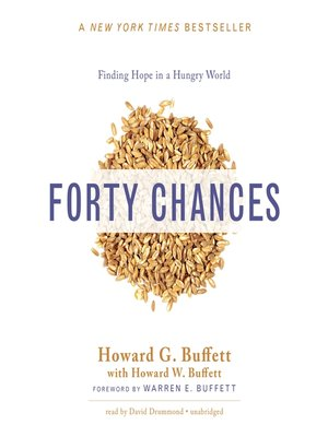 cover image of Forty Chances
