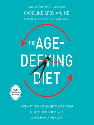 cover image of The Age-Defying Diet