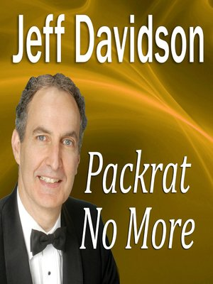 cover image of Packrat No More