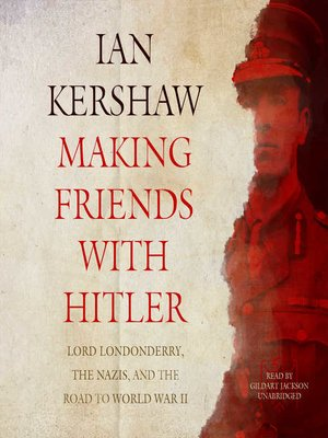 cover image of Making Friends with Hitler