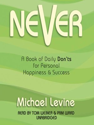 cover image of Never