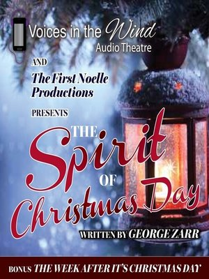 cover image of The Spirit of Christmas Day