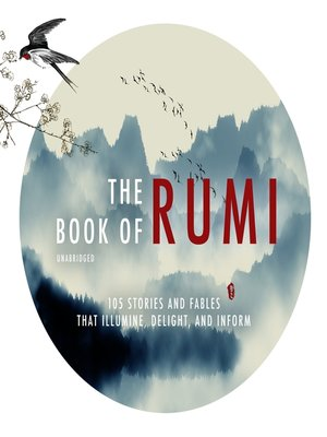 cover image of The Book of Rumi