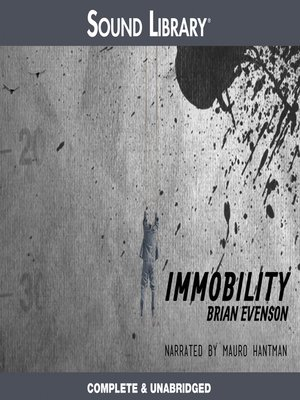 cover image of Immobility
