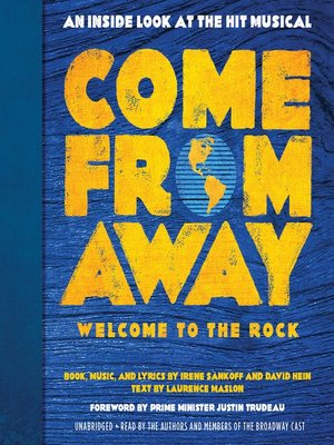 cover image of Come from Away