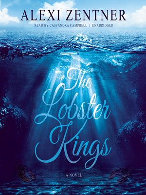 cover image of The Lobster Kings