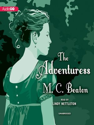 cover image of The Adventuress