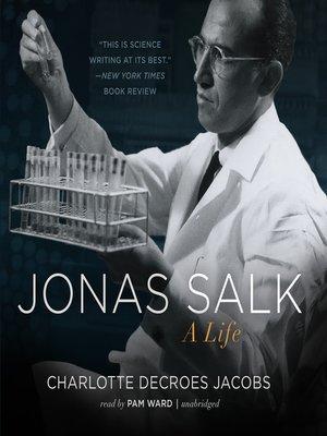cover image of Jonas Salk