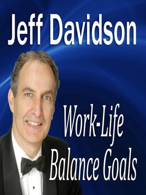 cover image of Work-Life Balance Goals