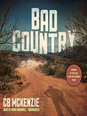 cover image of Bad Country