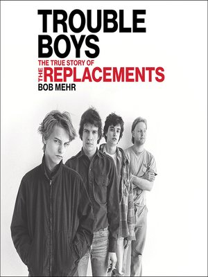 cover image of Trouble Boys