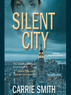 cover image of Silent City