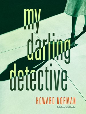 cover image of My Darling Detective