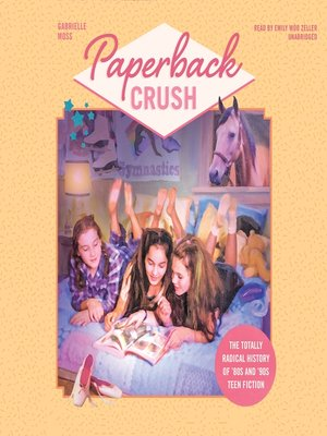 cover image of Paperback Crush