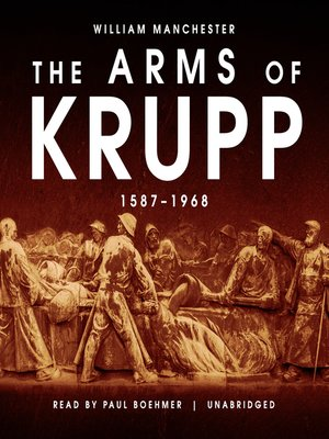 cover image of The Arms of Krupp