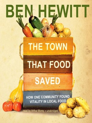 cover image of The Town That Food Saved