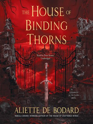 cover image of The House of Binding Thorns